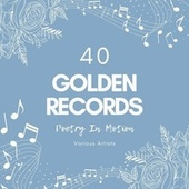 Poetry in Motion (40 Golden Records) by Various Artists