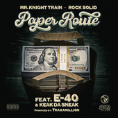 Paper Route by Mr. Knight Train