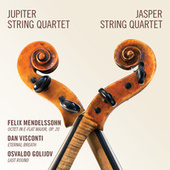 Mendelssohn/Visconti/Golijov de The Jupiter String Quartet