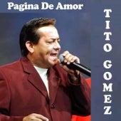 Pagina de Amor (En Vivo) by Tito Gomez