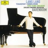 Tchaikovsky / Mendelssohn: First Piano Concertos by Lang Lang