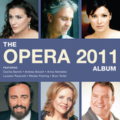 The Opera Album 2011 de Various Artists