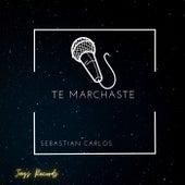 TE MARCHASTE (Radio Edit) by Sebastian Carlos