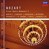 Mozart: Great Opera Moments l by Various Artists