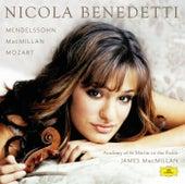 Mendelssohn Violin Concerto by Nicola Benedetti