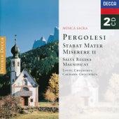 Pergolesi: Stabat Mater; Miserere etc. von Various Artists