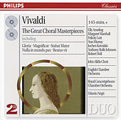 Vivaldi: The Great Choral Masterpieces de Various Artists