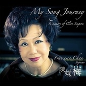 My Song Journey by Francesca Chan