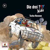 081/Turbo-Rennen von Die Drei ??? Kids
