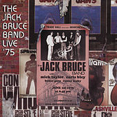 Live At Manchester Free Trade Hall 1975 by Jack Bruce