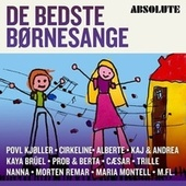 Absolute De Bedste Børnesange von Various Artists