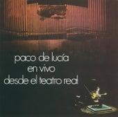 Paco De Lucia En Vivo de Paco de Lucia