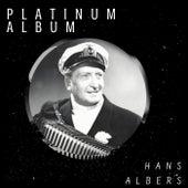 Platinum Album von Hans Albers