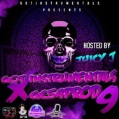 GOT INSTRUMENTALS X GC54PROD 9 [HOSTED BY JUICY J] van Various Artists