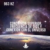 963 Hz Conciencia superior, frecuencia de conexión con el universo de Vida Sana