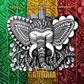 Abrindo Os Caminhos Pro Meu Carnaval de Kaya na Gandaia