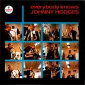 Everybody Knows von Johnny Hodges