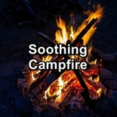 Soothing Campfire by Ocean Waves For Sleep (1)