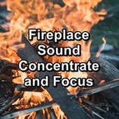 Fireplace Sound Concentrate and Focus de Christmas Music
