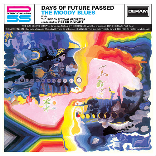 Days Of Future Passed de The Moody Blues