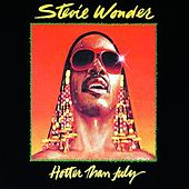 Hotter Than July de Stevie Wonder