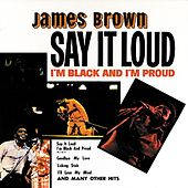 Say It Loud - I'm Black And I'm Proud de James Brown