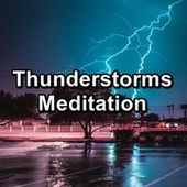 Thunderstorms Meditation by Binaural Beats Sleep