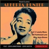 Sad 'n' Lonely Blues (Recordings of 1923 - 1924) by Alberta Hunter