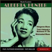 Stingaree Blues (Recordings of 1932) by Alberta Hunter