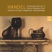 Handel: Concerti grossi, Op. 6 & Concerto