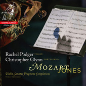 Mozart: Fantasia in C Minor for Piano and Violin, Fr 1782l (Fragment Completion 1 by Timothy Jones) by Rachel Podger