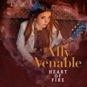 Heart of Fire fra Ally Venable