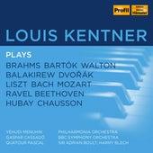 Louis Kentner plays Brahms, Bartok, Walton, Balakirew, Dvorak et al by Louis Kentner