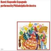 Ravel: Rapsodie Espagnole performed by Philadelphia Orchestra de Philadelphia Orchestra