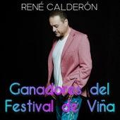 Ganadores del Festival de Viña van René Calderón