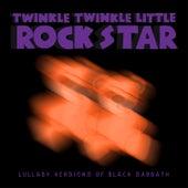 Lullaby Versions of Black Sabbath by Twinkle Twinkle Little Rock Star