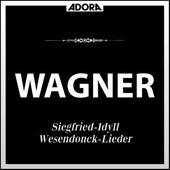 Wagner: Tannhäuser - Der fliegende Holländer - Siegfried Idyll - Wesendonck-Lieder by Various Artists