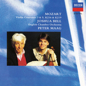 Mozart: Violin Concertos Nos. 4 & 5 (The Peter Maag Edition - Volume 6) by Peter Maag