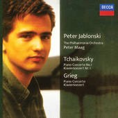 Tchaikovsky: Piano Concerto No. 1; Grieg: Piano Concerto (The Peter Maag Edition - Volume 12) by Peter Maag