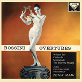 Rossini: Overtures; Delibes: La Source (The Peter Maag Edition - Volume 11) by Peter Maag