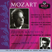Mozart: Piano Concertos 13 & 20 (The Peter Maag Edition - Volume 5) by Peter Maag