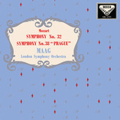 Mozart: Symphonies Nos. 32, 38; Clarinet Concerto by Peter Maag