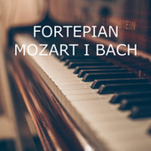 Fortepian - Mozart i Bach de Various Artists