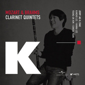 Mozart & Brahms: Clarinet Quintets by Jerry Chae