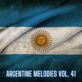 Argentine Melodies Vol. 41 de Various Artists
