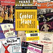 Center Stage: Broadway 1947-1958 de Various Artists