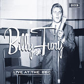 Billy Fury - Live At The BBC by Billy Fury