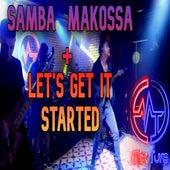 Samba  Makossa / Let's Get It Started (Cover) de Mixture