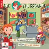 022/Fall 43: Das unheimliche Geräusch/Fall 44: Die große Kleckerei by Die Fuchsbande