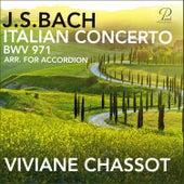 Bach: Italian Concerto in F Major, BWV 971 (Arr. for Accordion) von Viviane Chassot
